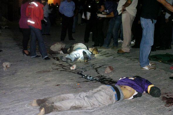 La violencia se ha extendido por varios estados de México.