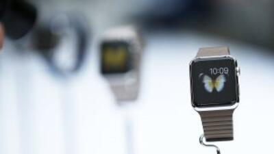 Apple Watch saldrá a la venta en abril.