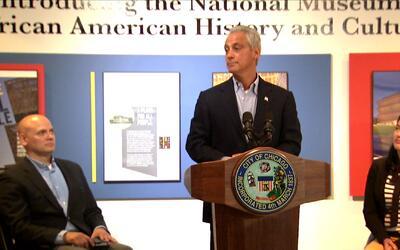 """Emanuel sobre campaña One Chicago: """"Los sueños que tienen para sus hijos..."""