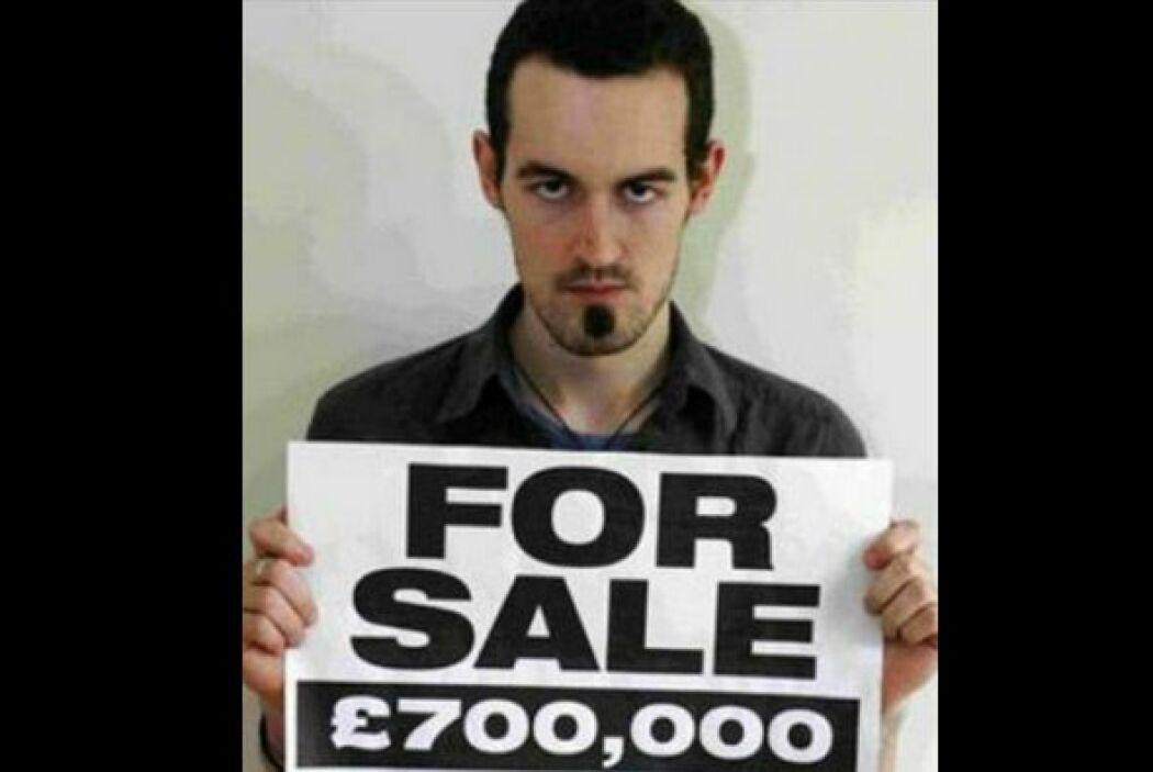 El músico británico Dante Knoxx quiso vender su alma, pero el equipo de...