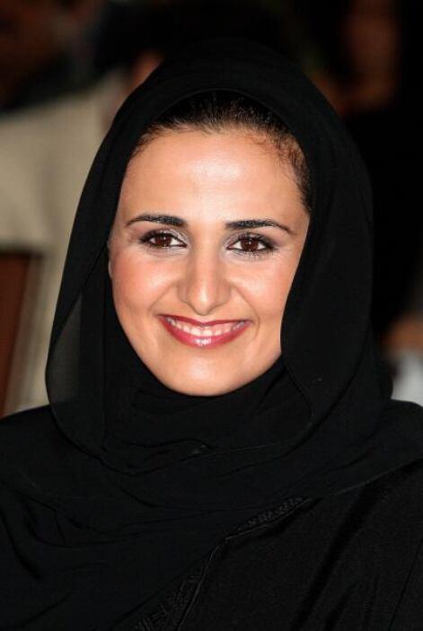 91.- SHEIKHA MAYASSA Al THANI: Es la reina indiscutible del mundo del ar...