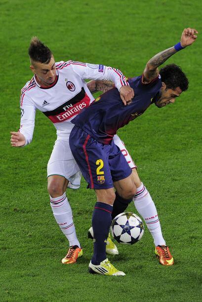 El Sharawee estuvo en punta por el Milan, pero no tuvo muchas posibilida...