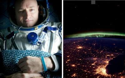 Chicago visto desde el espacio