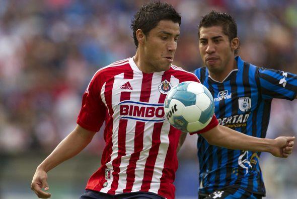 """Antonio Salazar: El """"Hulk"""", producto de Chivas, acompaña hoy al """"Kikín""""..."""