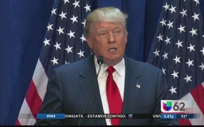 ¿Donald Trump tiene un grupo de apoyo en la comunidad latina?