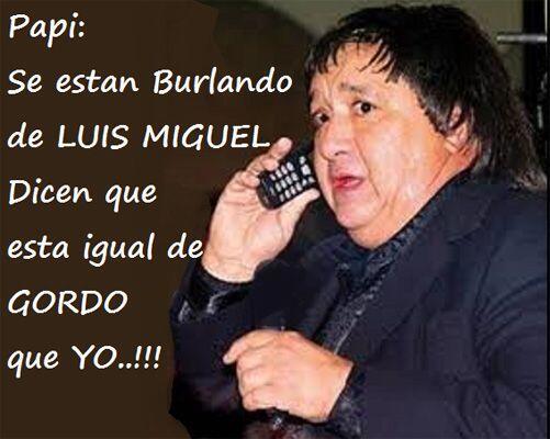"""Luis Miguel, se convirtió en """"trending topic"""" a raíz de una foto que par..."""