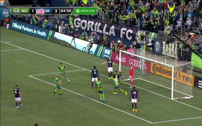Solido remate de cabeza de Will Bruin pone a Seattle Sounders a un gol d...
