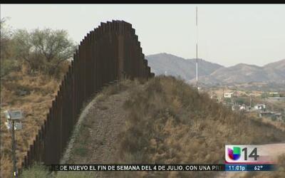 Testimonio de padre de niña inmigrante: su hija cruzó sola la frontera