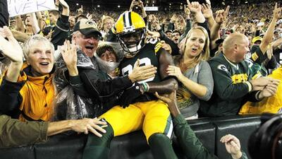 Highlights Temporada 2015 Semana 3: Green Bay Packers 38-28 Kansas City...