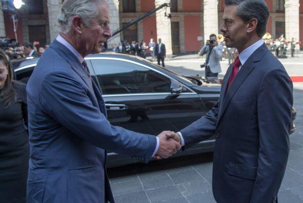 El presidente Peña Nieto mostró su aprecio y gratitud hacia los invitados.
