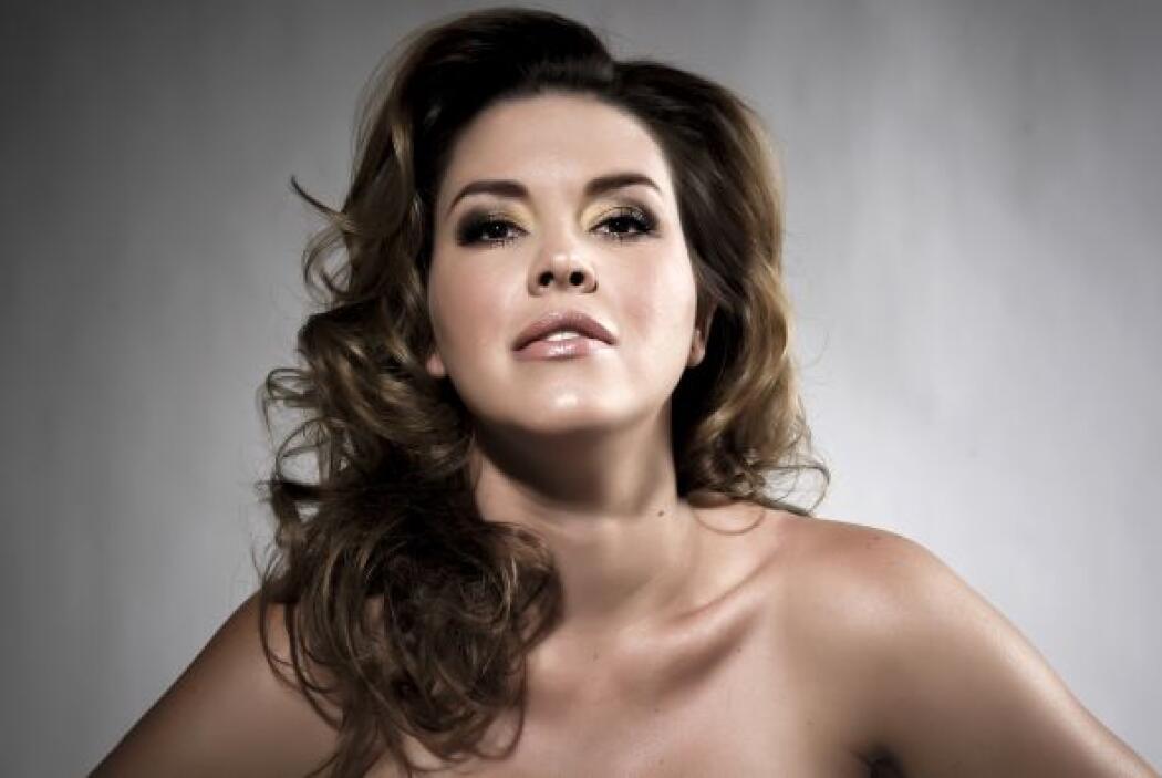 Alicia Machado también es una fanática de provocar escándalos.