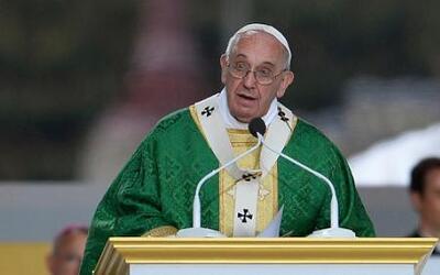 Homilía del Santo Padre durante la última misa en Filadelfia