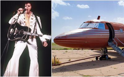 Elvis falleció en 1977 a los 42 años de edad, solo dos a&n...