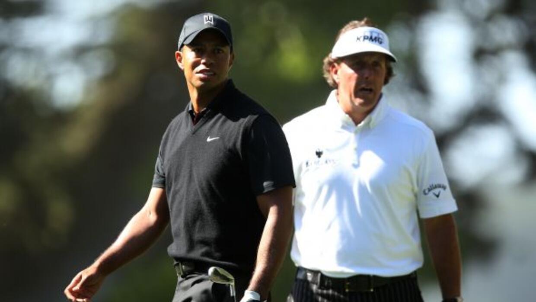 El combate esperado en el US PGA.