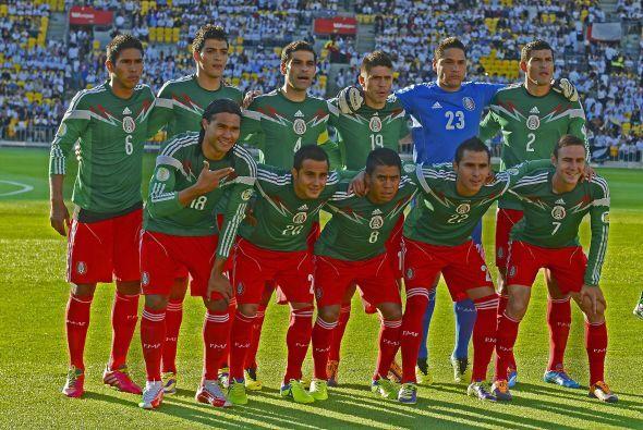 El 20 de noviembre se jugó el partido de vuelta y México viajó mucho más...