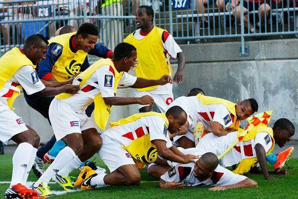 Cuba llega con dos derrotas y una victoria, lo que le permitió cl...