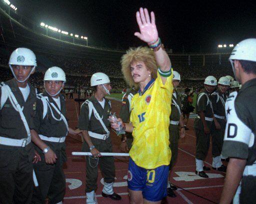 En el fútbol de Colombia son varios los que han estado en problem...