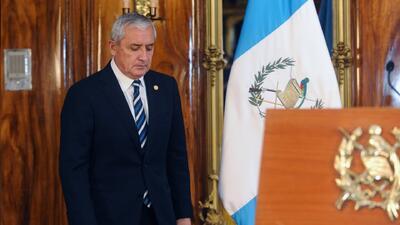 Congreso evalúa retirar inmunidad al presidente de Guatemala