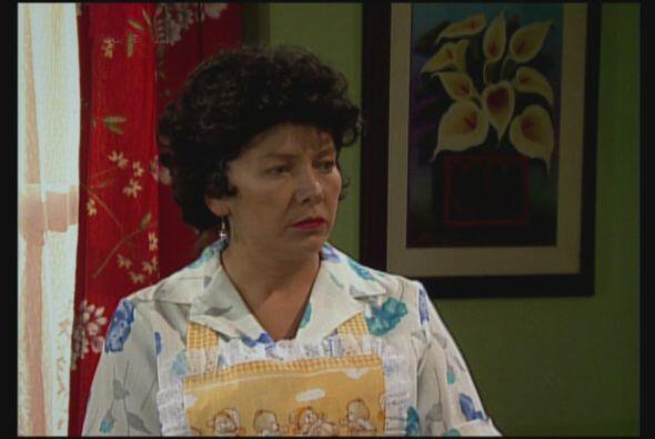 Doña Lucha haría lo que fuera por el bienestar de sus hijos, aunque a ve...