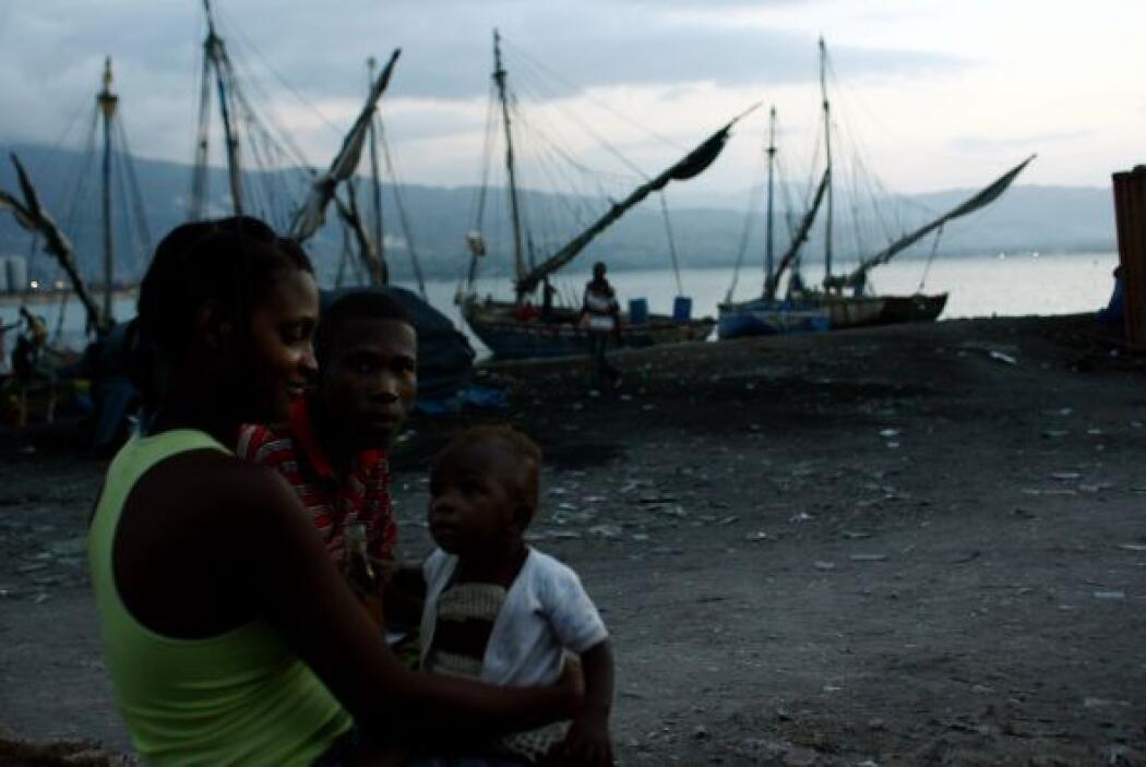 El presupuesto nacional de Haití siempre ha dependido en buena medida de...
