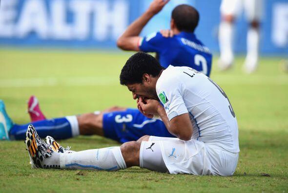 La última y más memorable imagen de Luis Suárez en...
