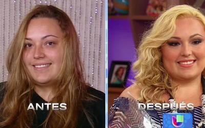 Samy hizo el sueño realidad de Diana con una transformación