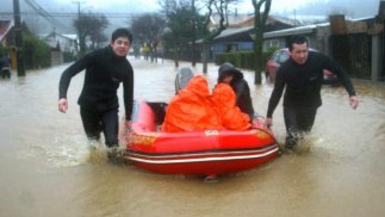 Hasta el martes pasado se habían evacuado a 882 personas.