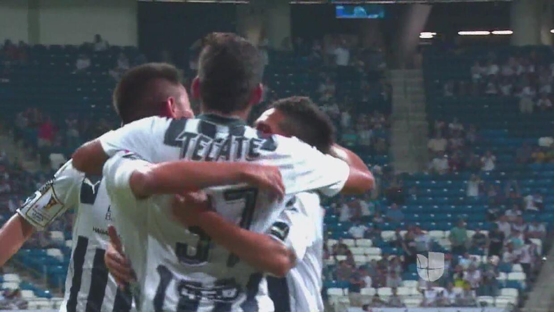 Monterrey goleó a Don Bosco y se despidió de la Concachampions