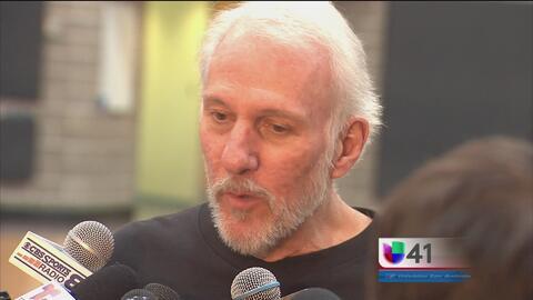 Popovich dice adiós a Tim Duncan