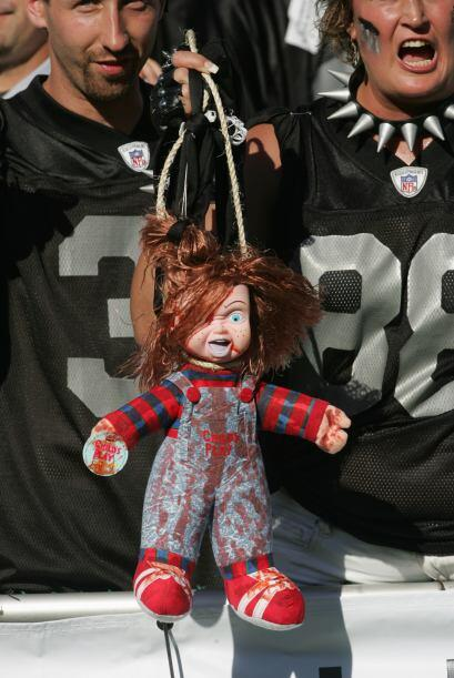 El muñeco atormentó, mató e hizo todo lo posible po...