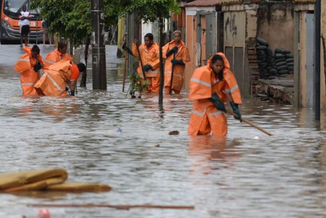 La Defensa Civil del municipio declaró situación de alerta y advirtió qu...