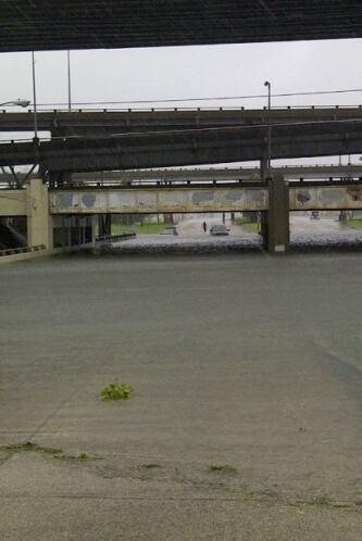 Daños Nueva Orléans / Huracán Isaac 2