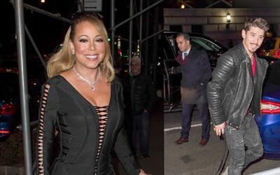 Mariah Carey tiene una cita con su nuevo chico Bryan Tanaka