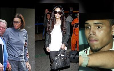Así han reaparecido las celebridades tras sus escándalos