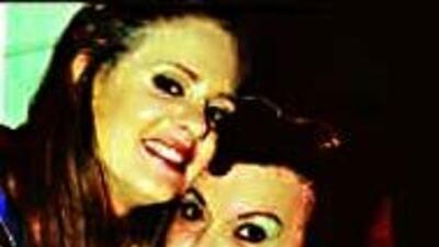 Erika y su mamá Doña Martha (q.e.p.d.)