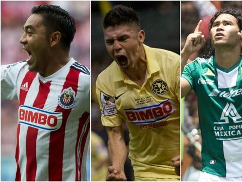 Son varios los jugadores mexicanos que a través de los año...
