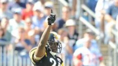 El jugador de Pittsburgh quiere ser un ejemplo para los niños que buscan...