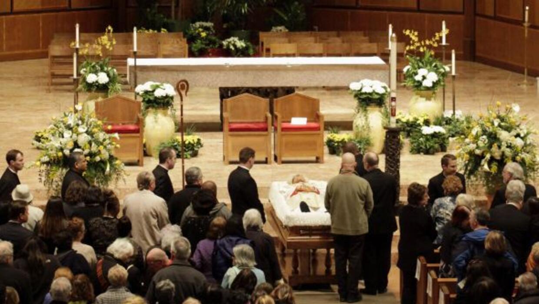Este jueves culminaron los tres días de exequias del cardenal Francis Ge...
