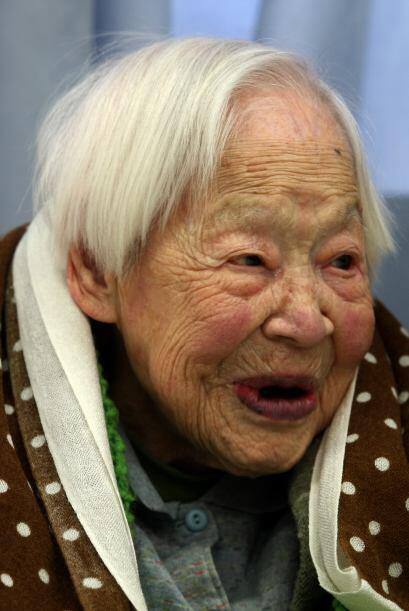 Y aunque parece que la señora Okawa no está revelando algo...