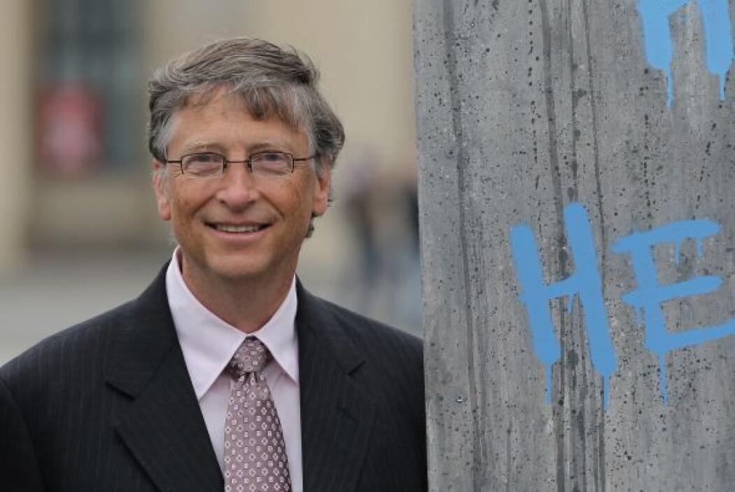 La Universidad de Harvard concedió un título honorario al multimillonari...