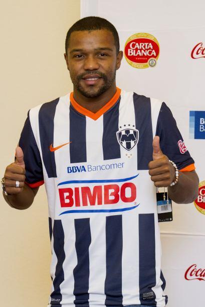 Aunque Dorlan Pabón está de regreso con Monterrey el colombiano brincó a...