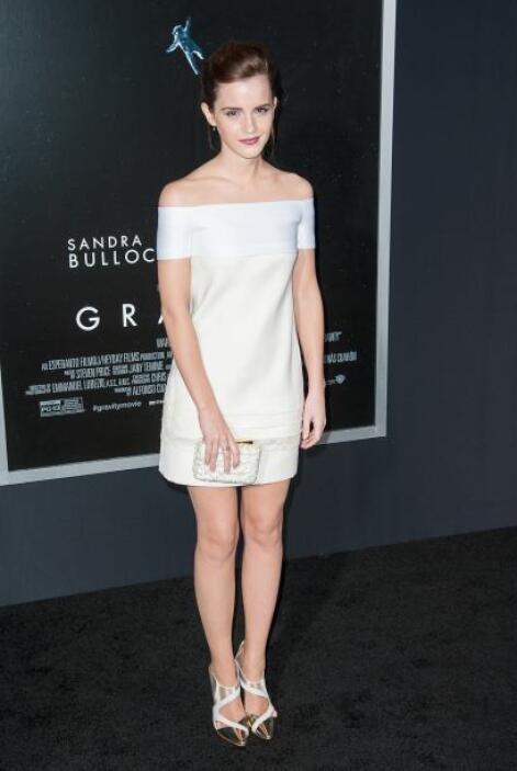 Emma Watson la hemos visto evolucionar desde que era una niña. Y ahora,...