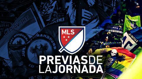 Previas de la Jornada MLS Generic Images