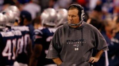 La defensiva de los Patriots es una de las peores en la NFL.