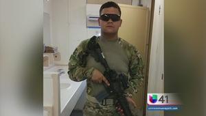 Soldado muere durante entrenamiento