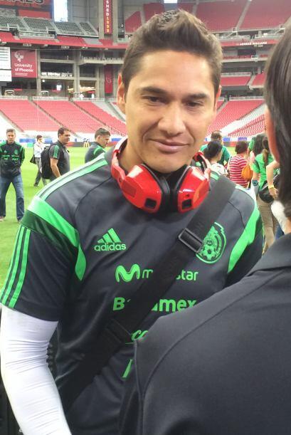 Muñoz es uno de los jugadores instalados en la pelea por el último bolet...