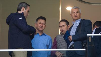 Juan Carlos Osorio estuvo en el duelo entre Monterrey y Atlas de la fech...