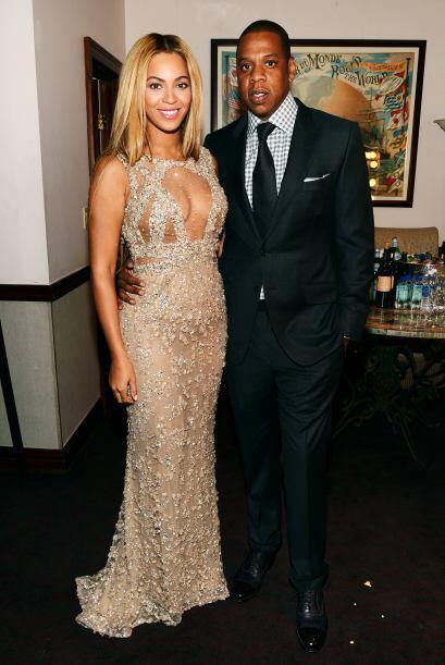 Beyoncé y Jay Z Esta pareja nos mantuvo adivinando por mucho, muc...