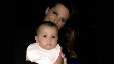 La bebé de Bárbara Bermudo ya quiere hablar