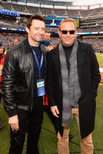 Hugh Jackman y Kevin Costner Mira aquí los videos más chis...